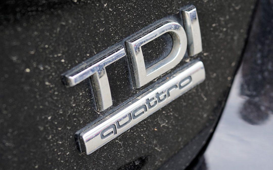 Spaliny samochodowe powstające z silników diesel